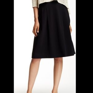 Eileen Fisher Knee Length A line Skirt NEW NWT